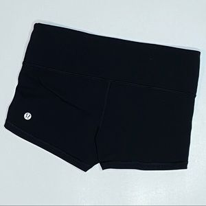 Lululemon Athletic Running Shorts Tight Fitted